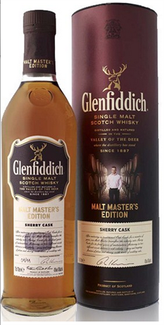 Glenfiddich Scotch Single Malt Masters Edition